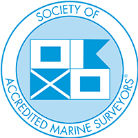 Society of Accredited Marine Surveyors Logo
